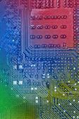 Circuit électronique — Photo
