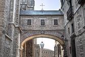 Arco do palácio — Foto Stock
