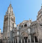 Kathedrale von toledo, spanien — Stockfoto