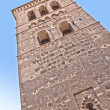 Stock Photo: Tower of Santo Tome