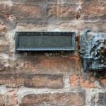 Doorbell. — Zdjęcie stockowe