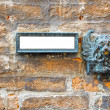 Doorbell. — Stock Photo #8230462