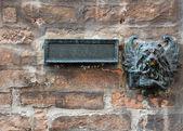 Doorbell. — Foto de Stock