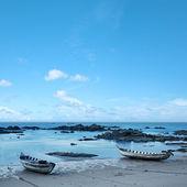 木质船 — 图库照片