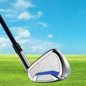 Golf téma — Stock fotografie
