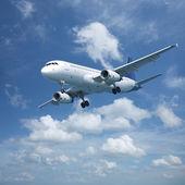 Avion en vol — Photo