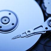 Hard disk — Stockfoto