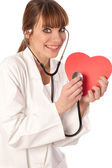 Cardiologist — Stock Photo