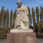 ������, ������: Motherland statue Berlin Germany