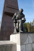 Soviet War Memorial, Treptower Park, Berlin — Stock Photo