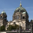 Beautiful view on Berlin Cathedral (Berliner Dom) - Stock Photo