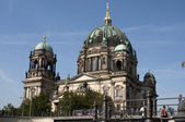Beautiful view on Berlin Cathedral (Berliner Dom) — Stock Photo