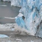 Perito Moreno glacier, Patagonia, Argentina. — Stock Photo #10369688