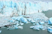 перито морено ледник, патагонии, аргентина. — Стоковое фото