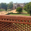 Humayun Tomb in New Delhi during the sunny day, India. — Stock Photo #8790259