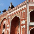 Humayun Tomb in New Delhi during the sunny day, India. — Stock Photo #8790333