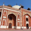 Humayun Tomb in New Delhi during the sunny day, India. — Stock Photo #8790411