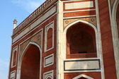Humayun Tomb in New Delhi during the sunny day, India. — Stock Photo