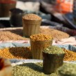 Traditional spices market in India. — Lizenzfreies Foto