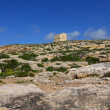 Landsacpe of Comino and Gozo islands — Stock Photo
