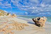 Rottnest island v austrálii. obraz hdr — Stock fotografie