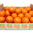 Mandarins in box — Stock Photo #8944320