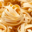 Royalty-Free Stock Photo: Italian pasta fettuccini