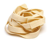 Pasta fettuccine — Stock Photo