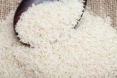 Basmati rice — Stock Photo