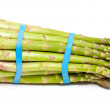 Tied asparagus — Stock Photo #9780615