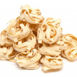 Pasta fettuccine — Stock Photo