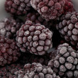 Frozen blackberries — Stock Photo #9781962