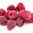 Frozen raspberries — Stock Photo #9782069