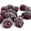 Frozen blackberries — Stock Photo #9782075