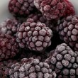 Frozen blackberries — Stock Photo #9782528
