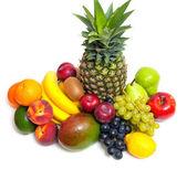 различные фрукты — Стоковое фото
