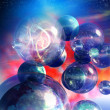 Stock Photo: Multiverse
