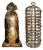 Mittelalterliche Folter-Geräte — Stockfoto