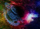 Quantum mechanics — Stock Photo