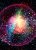 Big Bang — Stock Photo