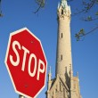 Old Water Tower, Milwaukee — Stockfoto