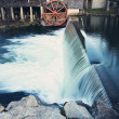 Stock Photo: Old Mill in Pigeon Forge