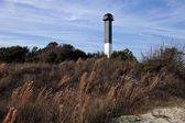 Charleston lighthouse — Stock Photo