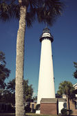 Saint Simons Lighthouse — Stock Photo