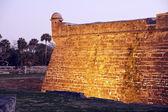 Castillo de san marcos — Stockfoto