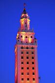 Freedom Tower in Miami — Zdjęcie stockowe