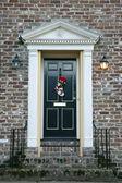 Door builing in Charleston — Stock Photo