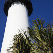 Saint Simons Lighthouse in Georgia — Stock Photo