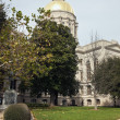 Stock Photo: State Capitol Building in Atlanta
