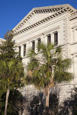 Post office and Courthouse in Charleston — Stock Photo